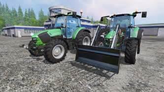 tracteur Deutz-Fahr 5130