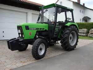 tracteur Deutz-Fahr 5207