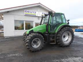 tracteur Deutz-Fahr 6.05