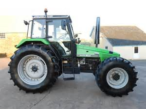tracteur Deutz-Fahr 6.07