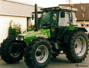 tracteur Deutz-Fahr 6.28