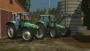 tracteur Deutz-Fahr 6.38