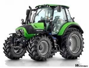 tracteur Deutz-Fahr 6120.4 TTV
