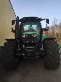 tracteur Deutz-Fahr 6140.4 TTV