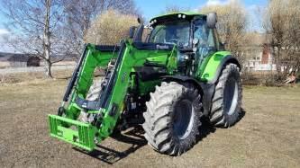 tracteur Deutz-Fahr 6160.4 TTV