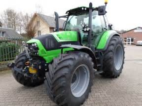 tracteur Deutz-Fahr 6190 TTV