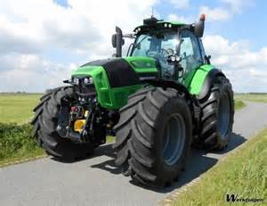 tracteur Deutz-Fahr 7210 TTV