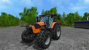 tracteur Deutz-Fahr 7250 TTV