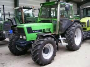 tracteur Deutz-Fahr 7807