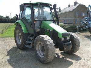 tracteur Deutz-Fahr 80 MK3