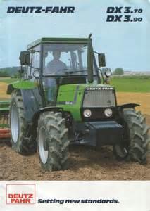 tracteur Deutz-Fahr DX 3.70