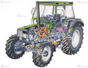 tracteur Deutz-Fahr DX 4.10