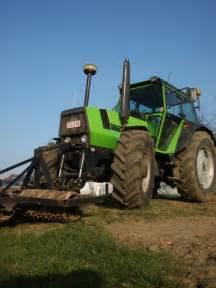 tracteur Deutz-Fahr DX 6.10