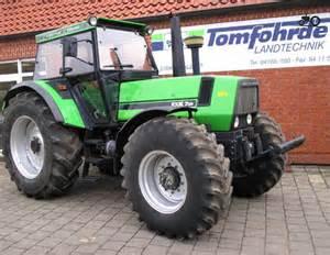 tracteur Deutz-Fahr DX 7.10