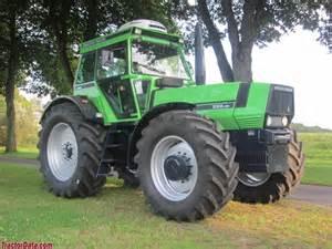 tracteur Deutz-Fahr DX 8.30