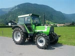 tracteur Deutz-Fahr DX 80
