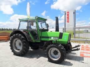 tracteur Deutz-Fahr DX 85