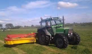 tracteur Deutz-Fahr DX 92