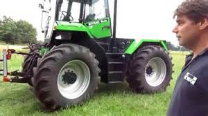 tracteur Deutz-Fahr INTRAC 6.05