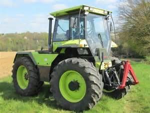 tracteur Deutz-Fahr INTRAC 6.60