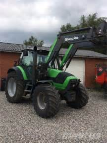 tracteur Deutz-Fahr M600
