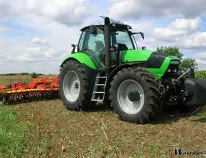 tracteur Deutz-Fahr M650