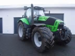 tracteur Deutz-Fahr TTV 630