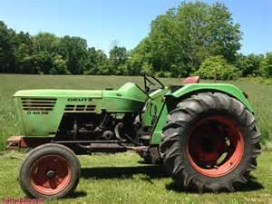 tracteur Deutz D 4006