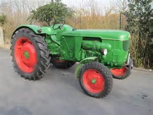 tracteur Deutz D 5505