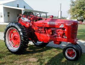 tracteur Farmall A