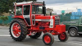 tracteur Farmall HYDRO 70