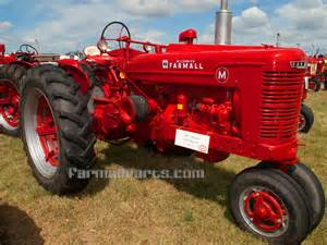 tracteur Farmall M