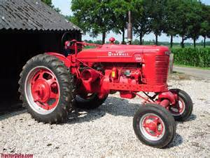 tracteur Farmall SUPER BM