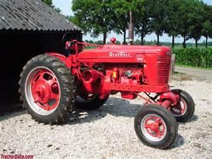 tracteur Farmall SUPER BM