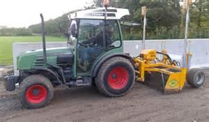 tracteur Fendt 206