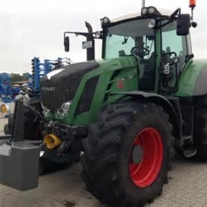 tracteur Fendt 826 VARIO