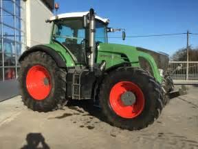 tracteur Fendt 922 VARIO