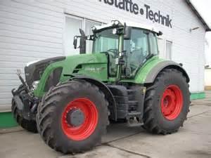 tracteur Fendt 927 VARIO