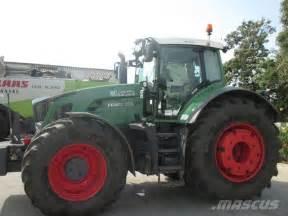 tracteur Fendt 933 VARIO