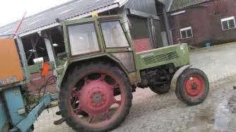 tracteur Fendt FARMER 106LS