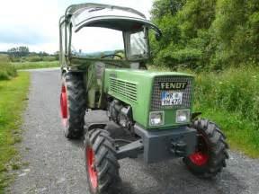 tracteur Fendt FARMER 1D