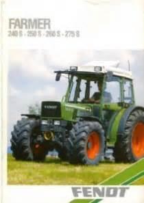 tracteur Fendt FARMER 240S