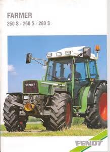 tracteur Fendt FARMER 250S