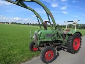 tracteur Fendt FARMER 2D