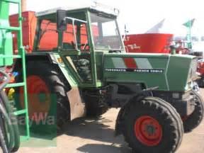tracteur Fendt FARMER 308LS