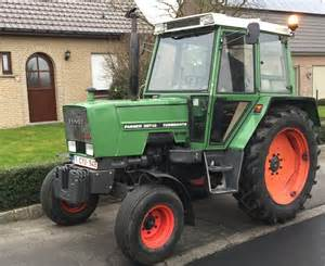 tracteur Fendt FARMER 3S