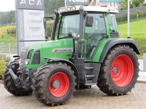 tracteur Fendt FARMER 411 VARIO