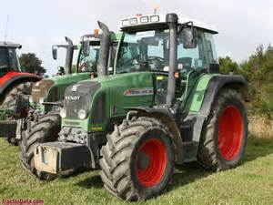tracteur Fendt FARMER 412 VARIO