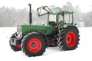 tracteur Fendt FAVORIT 12S