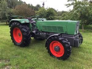 tracteur Fendt FAVORIT 4